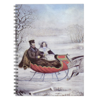 Vintage Christmas, The Road Winter Journals