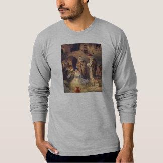 Vintage Christmas, Three Shepherds and Baby Jesus Tees