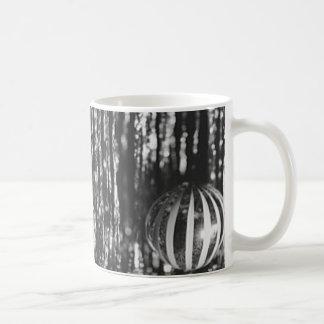 Vintage Christmas Tinsel and Decorations Coffee Mug