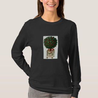 Vintage Christmas Topiary T-Shirt