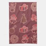Vintage Christmas Towel