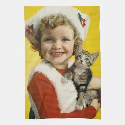 Vintage : Christmas - Towels