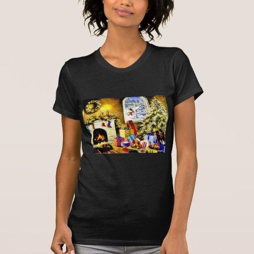 Vintage Christmas Tshirt