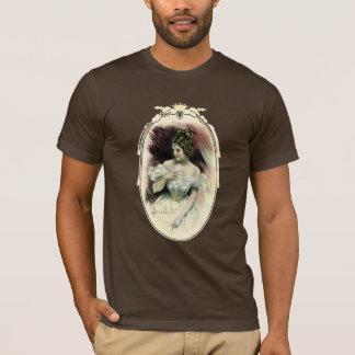 Vintage Christy Girl, Antique Bridal Portrait T-Shirt