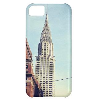 Vintage Chrysler Building iPhone 5C Cover