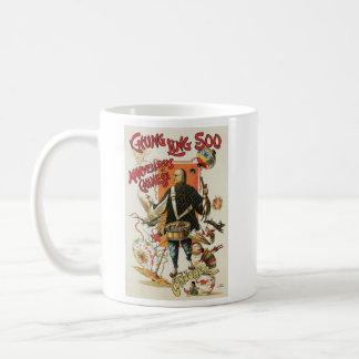 Vintage Chung Ling Soo Magician Poster Coffee Mug