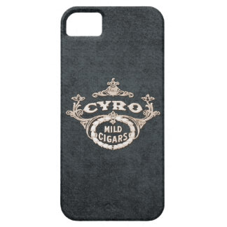Vintage Cigar Ad Label iPhone 5 Cover