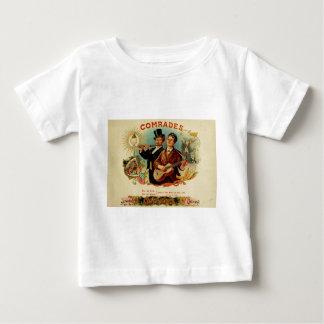 Vintage Cigar Box Label   Comrades   (L10) Baby T-Shirt