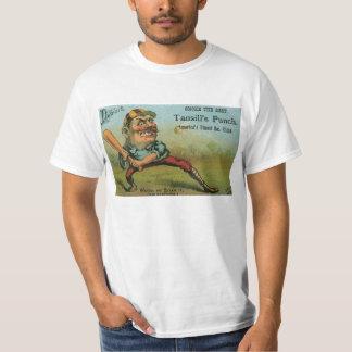 Vintage Cigar Label, Sports Baseball Tansill Punch T-Shirt