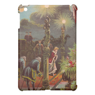 Vintage Cinderella at the Ball Victorian Print Case For The iPad Mini