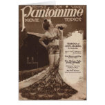 Vintage Cinema: Mae Murray Greeting Card