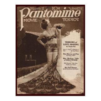 Vintage Cinema  Mae Murray Postcard
