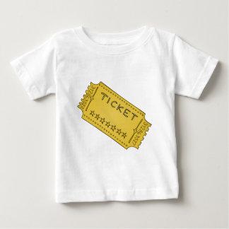 Vintage Cinema Ticket Baby T-Shirt