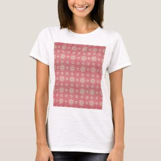 vintage circle pattern T-Shirt