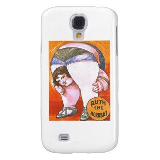 Vintage Circus Acrobat Samsung Galaxy S4 Case