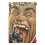 Vintage Circus Advertisement iPad Case