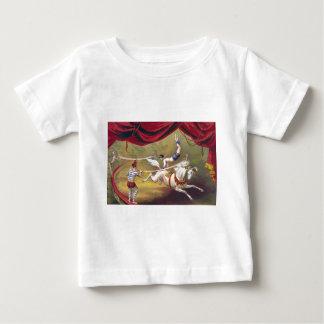 Vintage Circus Art Baby T-Shirt