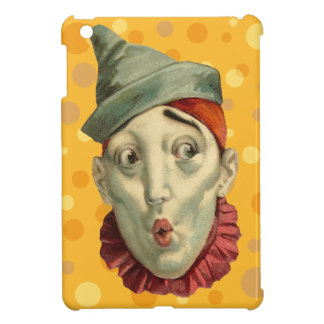 Vintage Circus Clown Case For The iPad Mini