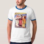 Vintage Circus Clown T-Shirt