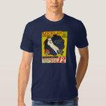 Vintage Circus Corgi T-shirts
