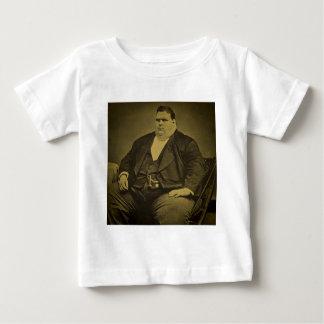 Vintage Circus Freak Sideshow Fat Man Baby T-Shirt