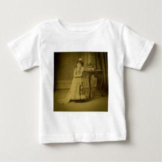 Vintage Circus Freak Woman Baby T-Shirt
