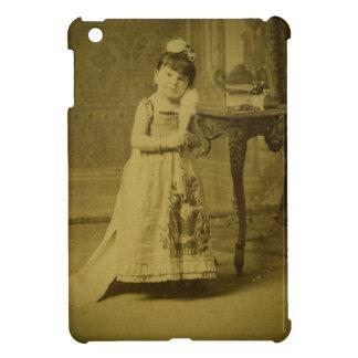Vintage Circus Freak Woman Case For The iPad Mini