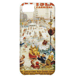 Vintage Circus Greatest Show On Earth Case For iPhone 5C