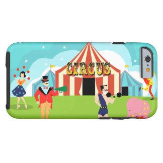 Vintage Circus iPhone 6 Case
