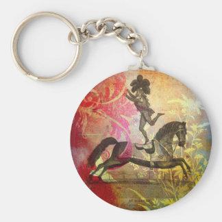 Vintage Circus Keychain
