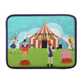 Vintage Circus MacBook Air Sleeve