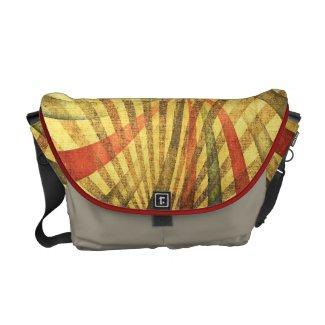 Vintage Circus - Messenger Bag rickshawmessengerbag
