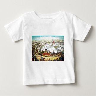 Vintage Circus Parade Baby T-Shirt
