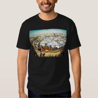 Vintage Circus Parade T Shirt