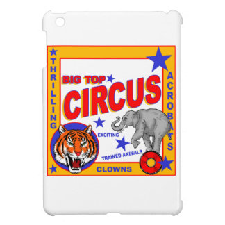 Vintage Circus Poster iPad Mini Cover