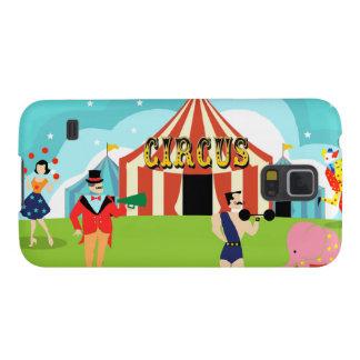 Vintage Circus Samsung Galaxy S5 Case