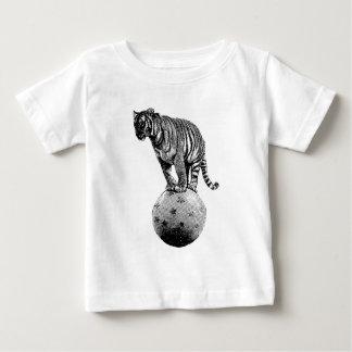 Vintage Circus Tiger Gifts Baby T-Shirt