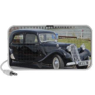 Vintage Citroen Altavoz De Viaje