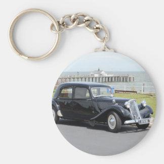Vintage Citroen Keychain