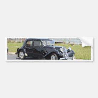 Vintage Citroen Pegatina Para Auto