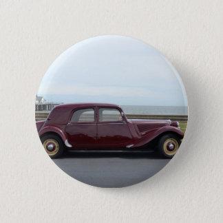 Vintage Citroen Traction Avant Button