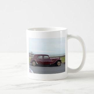 Vintage Citroen Traction Avant Coffee Mug