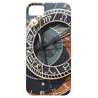 Vintage City Clock Iphone 5 Case