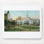 """Vintage """"City Hall"""" New York Mouse Pads"""