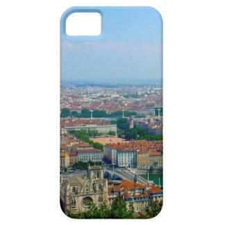 Vintage city view iPod 5 case iPhone 5 Cases
