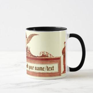 Vintage Civil War Images Mug