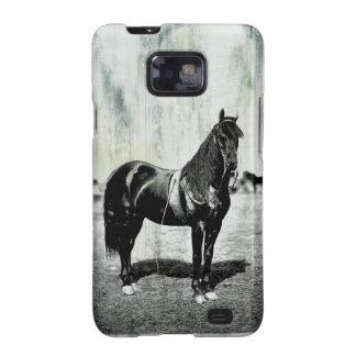 Vintage Civil War Union Horse Samsung Galaxy Case
