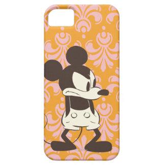 Vintage clásico de Mickey el | enojado Funda Para iPhone SE/5/5s