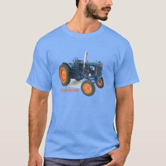 Vintage clásico del tractor de Fordson que camina Playera