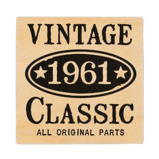 Vintage Classic 1961 Coaster